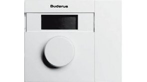 Кімнатний термостат Buderus HRC2 для теплових насосів Compress 6000 LW