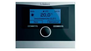 Кімнатний терморегулятор Vaillant VRC 370 F, безпровідний, для котлів з шиною eBUS