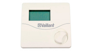 Кімнатний терморегулятор Vaillant VRT 50 для котлів з шиною eBUS