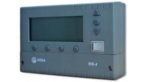 Пульт керування твердопаливним котлом Roda WB4