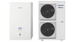 Тепловий насос Panasonic Aquarea T-CAP KIT-WXC09H3E5 (9 кВт)