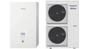 Тепловий насос Panasonic Aquarea High Performance KIT-WC012H6E5 (12 кВт)