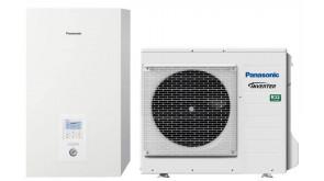 Тепловий насос Panasonic Aquarea High Performance KIT-WC07J3E5 (7 кВт)