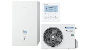 Тепловий насос Panasonic Aquarea High Performance KIT-WC03J3E5 (3 кВт)