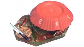 Регулятор числа обертів ексцентрикової шліфмашини Bosch GEX 150 AC