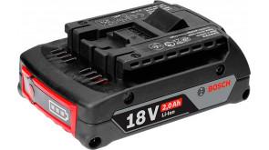 Акумулятор Bosch GBA 18V 2.0Ah M-B Professional